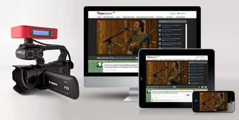 Livestream steps into hardware, simplifies streaming in the field withBroadcaster | Entrepreneurship, Innovation | Scoop.it