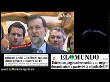 Cospedal pedía a Rajoy la restitución de Luis Bárcenas en el PP porque la culpa de la corrupción en el PP la tenía la fiscalía | Partido Popular, una visión crítica | Scoop.it