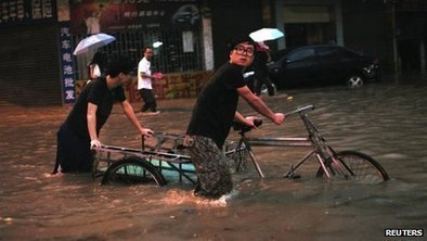 Guangdong hit as deadly floods sweep southern China – BBC News, BBC News Magazine | BBC News Magazine | Scoop.it