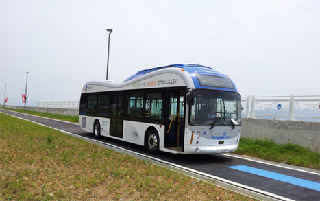 Electric road charges buses while they drive   Smart   Scoop.it
