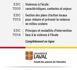 Chaire de recherche sécurité et  la violence en milieu éducatif - Accueil   Pratiques éducatives   Scoop.it