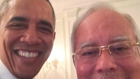 Selfie overload: Obama poses for picture with Malaysian prime minister | Finding gift ideas for those that matter | Scoop.it