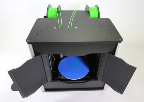 Meet the new hotness: All-in-one 3D printer-and-scanners | Technology and Gadgets | Scoop.it