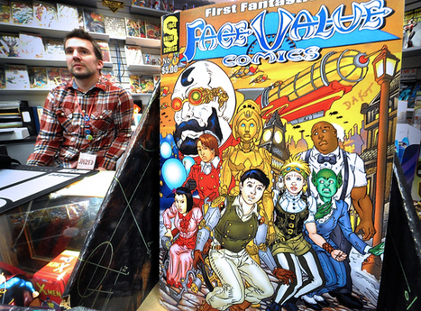 First issue of autism comic book released in York stores - York Dispatch | asperger syndrome | Scoop.it