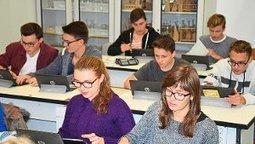 Schramberg: Tablets für die Siebtklässler - Schwarzwälder Bote | Tablets in der Schule | Scoop.it