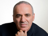 """""""Human + machine: intuition and calculation in a new era of decision-making"""" by Garry Kasparov 