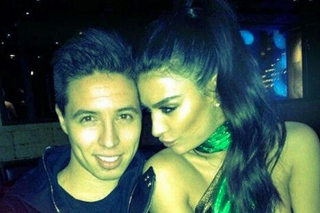 Samir Nasri's girlfriend launches extraordinary... | Germany opponents in the world cup | Scoop.it
