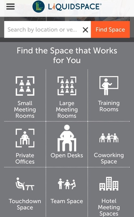 The Untapped Potential Of Unused Capacities   Collaborative, Productive and Innovative Workspaces   Scoop.it
