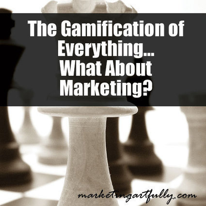 The Gamification of Everything – What About Marketing? | DV8 Digital Marketing Tips and Insight | Scoop.it