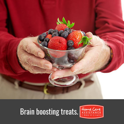 The MIND Diet Might Help Prevent Senior Alzheimer's | Home Care Assistance of Scottsdale | Scoop.it