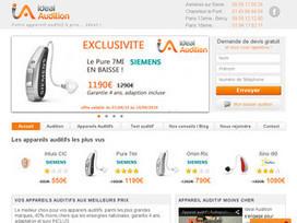 Annuaire dechiffre - » L'acquisition en ligne d'une prothèse auditive sur ideal-audition.fr | Les scoops de Buldozer | Scoop.it