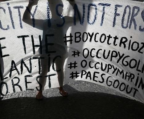 Vuelven las protestas en Brasil por Juegos Olímpicos - EL DEBATE (Comunicado de prensa) (Registro) | Activismo en la RED | Scoop.it