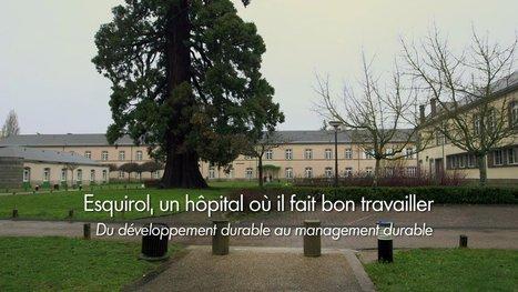 Vers des hôpitaux plus verts : l'exemple d'Esquirol à Limoges | Restauration Collective - Secteur Santé | Scoop.it