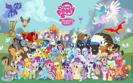 My Little Pony Games - The Most Interesting Pet Games Played | Games | Scoop.it
