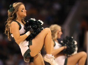TournamentCheerleaders - CBS Los Angeles | Sports Photography | Scoop.it
