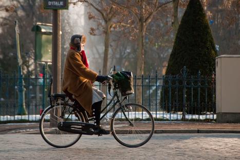 Aller au travail en vélo: solutions contre la sueur et autres galères - Rue89 | Vélonews | Scoop.it