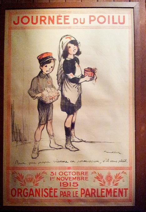 « La journée du Poilu » 31 octobre - 1er novembre 1915. - Histoire par l'image | Nos Racines | Scoop.it