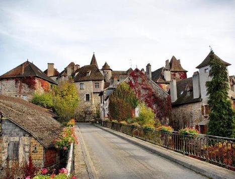 Carennac, l'un des Plus Beaux Villages de France | Autour de Carennac et Magnagues | Scoop.it