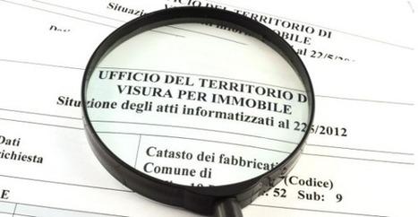 Catasto online, visure gratuite per tutti - PMI.it | visure | Scoop.it