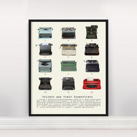 Writers and their typewriters | Litteris | Scoop.it