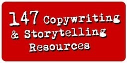 Copywriting & Storytelling: Key Readings & Resources | Just Story It | Scoop.it