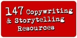 Copywriting & Storytelling: Key Readings & Resources | Just Story It Biz Storytelling | Scoop.it