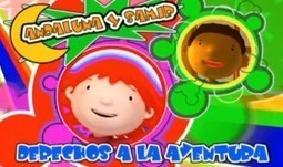 Spanish Videos for Kids – Andaluna y Samir » Spanish Playground | Preschool Spanish | Scoop.it