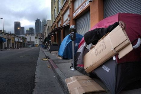 L.A. to Spend $213M on High-Tech Help for Homeless | Next City | The Programmable City | Scoop.it