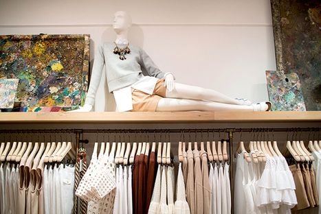 Who's Buying J. Crew's New XXXS Clothes? : The New Yorker | Fashion | Scoop.it
