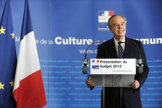 POLITIQUE / Un budget Culture en hausse de 0,9% | Culture & Communication | Scoop.it