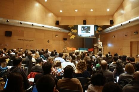 Creativity Meeting Point: tres días de fórum resumidos en 7 ...   Juegos serios   Scoop.it