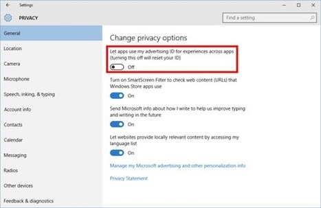How to reclaim your privacy in Windows 10, piece by piece | Security & Hacktivism | Scoop.it