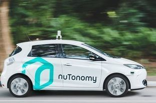 Véhicule autonome : nuTonomy, la start-up qui grille la politesse à Uber ! | Internet du Futur | Scoop.it