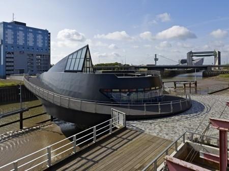 River Hull Footbridge turns pedestrians into passengers   Matters That Matter   Scoop.it
