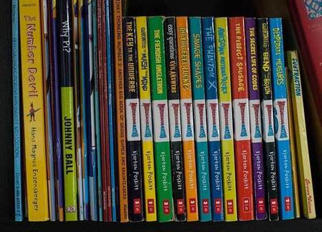 Our Math Books • AirSkull | HomeSchool | Scoop.it