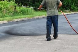 How to Beat the Heat This Summer for your Asphalt Driveway? | Sure-Seal Pavement Maintenance Inc | Scoop.it