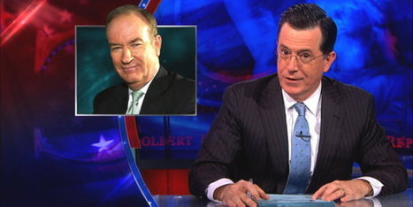Colbert Trolls Fox News With Amazing Twitter Prank   Nerd Vittles Daily Dump   Scoop.it