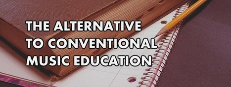 The Alternative to Conventional Music Education | Guitar Chalk | Music | Scoop.it