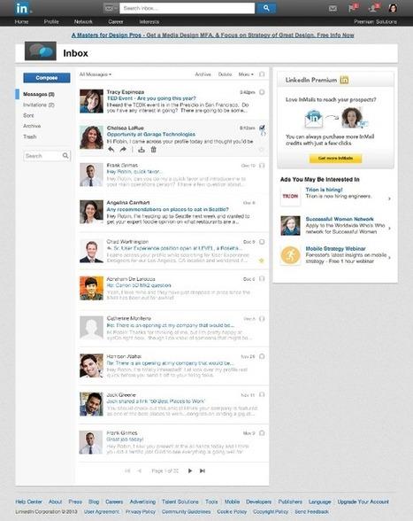 LinkedIn se rediseña y mejora la navegación en su plataforma | Personas 2.0: #SocialMedia #Strategist | Scoop.it