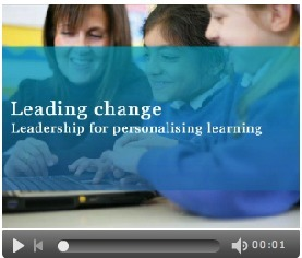 Leadership for Personalised Learning - Leading change | Personalize Learning (#plearnchat) | Scoop.it