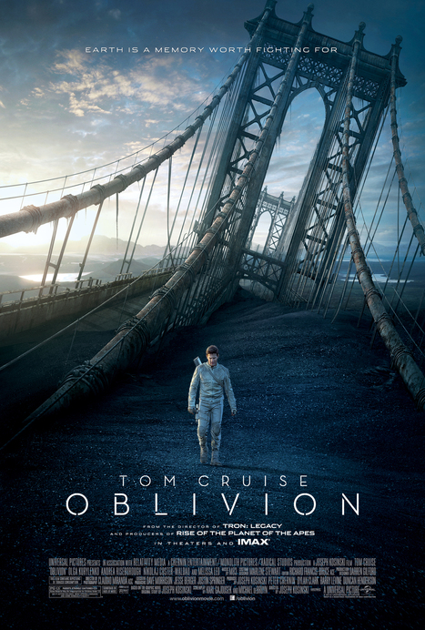 Oblivion | Christopher Lock Mini-Film Reviews | Scoop.it
