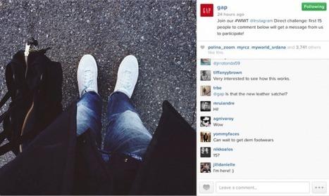 Les marques déjà actives sur Instagram Direct - MediasSociaux.fr | Community Manager Métiers et Outils | Scoop.it