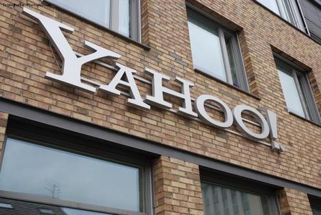 [Video] Yahoo! change de logo à la rentrée   Identité visuelle   Scoop.it