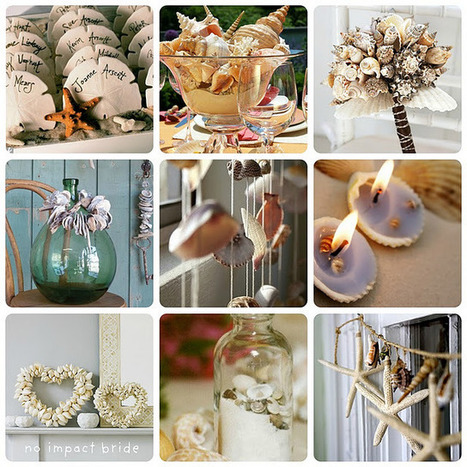 """No Impact Bride: 10 """"Somethings Borrowed"""" from Nature for Your Wedding 