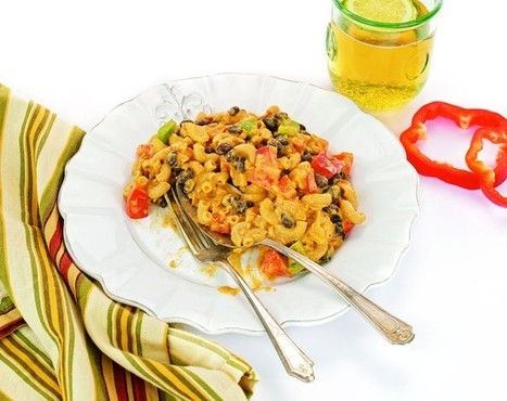 The Easy Vegan Cookbook Creamy Mexi Mac, Carrot Cashew Chez (Recipes)   My Vegan recipes   Scoop.it