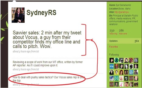 Lead Generation: What a Lead Looks Like On Twitter  (And Every Other Social Media Site) - Forbes   Simply Social   Scoop.it