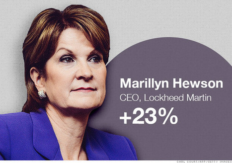 America's best-performing female CEOs | Leadership and Management | Scoop.it