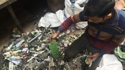 Inside Delhi's gadget graveyard where the West's e-waste ends up | theage.com.au | Persistent Organic Pollutants | Scoop.it