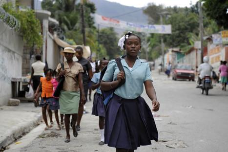 Actualités Haïti, la leçon de vie. L'aide des entreprises et fondations françaises | Génération en action | Scoop.it