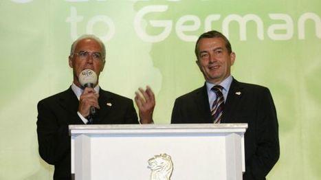 Germany denies bribe World Cup 2006 | Sport News | Scoop.it